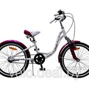 """Велосипед детский Novatrack Butterfly Lux 20"""" купить в Минск фото"""