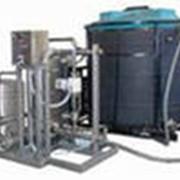 Установки приемки и охлаждения молока с аккумуляцией холода фото