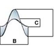 Сектора спиралей шнеков, выполненные холодной вытяжкой Ø 95 ÷ 240 мм, толщина листа 5 ÷ 10 мм фото