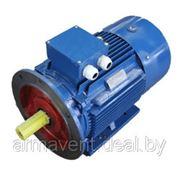 Электродвигатель АИР132S4 IE1 фото
