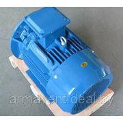 Электродвигатель АИР80А2 IE1 фото