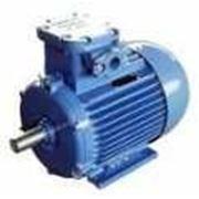 Электродвигатель взрывозащищенный АИММ 71В2 3081 фото