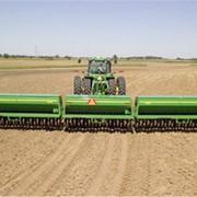 Севалка механическая зерновая John Deere 455 фото