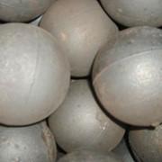 Шары мелющие стальные ф 60 мм для шаровых мельниц, под заказ из Китая. фото