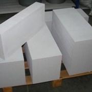 Газобетонные блоки на клей, раствор фото