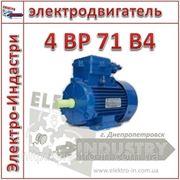 Взрывозащищенный электродвигатель 4 ВР 71 В4 фото