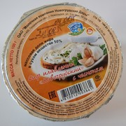 Сыр плавленый Новогрудский с чесноком фото