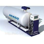 Компактная газозаправочная станция ADAST однорукавная фото