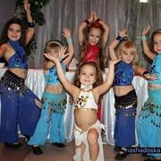 Восточный танец с принцессой Жасмин фото