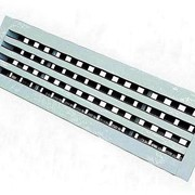Вентиляционная решетка алюминиевая RPSP 1 1800 фото