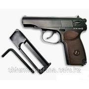 Игрушечный модель пистолета для СТРАЙКБОЛKWC MP654K Makarov CO2 Pistol фото