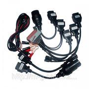 Набор переходников для сканера Autocom CDP Cars фото