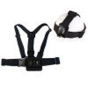 Крепление EGGO на грудь для GoPro Hero 1/2/3/3+ Chest Mount Harness + Head Strap фото