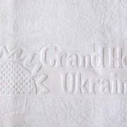 Изготовление полотенец с логотипом фото