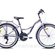 Подростковый велосипед Premier Pegas 24 13 2016 пурпурный фото