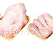 Курица, индейка, мясо кролика фото