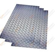 Алюминиевый лист рифленый и гладкий. Толщина: 0,5мм, 0,8 мм., 1 мм, 1.2 мм, 1.5. мм. 2.0мм, 2.5 мм, 3.0мм, 3.5 мм. 4.0мм, 5.0 мм. Резка в размер. Доставка по РБ. Код № 17 фото