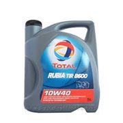 TOTAL RUBIA TIR 8600 10W40 5л. фото
