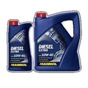 Масло Mannol Diesel Extra Semi-Synthetic 10w-40 (1л) фото