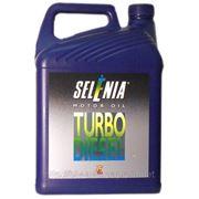 Selenia Turbo Diesel 10W40 5L фото