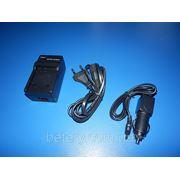 Зарядное устройство к аккумуляторам Sony NP-FH, NP-FP, NP-FV. фото
