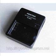 Зарядное устройство Pentax D-BC2 для аккумулятора D-LI2 фото