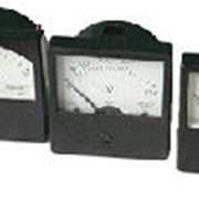 Амперметры и вольтметры самопишущие щитовые Н 3092, Амперметр, Амперметры и вольтметры Н 3092 фото