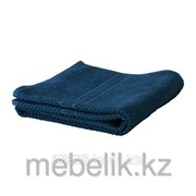 Банное полотенце темно-синий ФРЭЙЕН фото