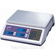 Торговые весы CAS ER Plus E фото