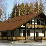 Дома панельные деревянные фото