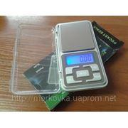 Карманные весы Pocket scale MH-500 0,01-100 гр, купить Портативные, ювелирные электронные весы фото