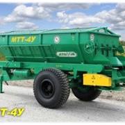 Машина для внесения минеральных удобрений МТТ-4У фото