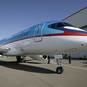 Российский региональный самолёт Sukhoi Superjet 100 фото