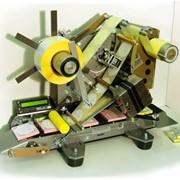 Этикетировочная машина для нанесения самоклеящихся этикеток. Модель ЭМ-4П.Мини.СВ фото