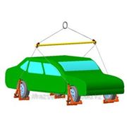Траверса для эвакуаторов (подъем автомобилей) фото
