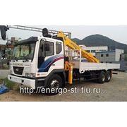 Манипулятор Daewoo фото