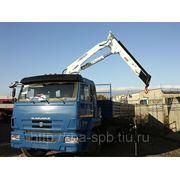 КАМАЗ-65117+BONFIGLIOLI P15000-2SI фото