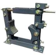 Тормоз колодочный серии ТКП-100 механическая часть тормоза (рамка) тормоза ТКП-100 фото