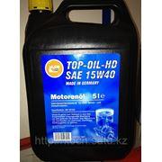 Минеральное моторное масло Алко 15W40 (Top oil HD SAE 15W40) фото