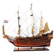 Модель парусника Friesland, Голландия фото