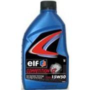 Моторное масло ELF COMPETITON ST 15W-50 1L фото