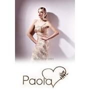 Платья вечерние Paola фото