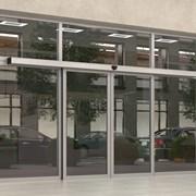 Автоматические раздвижные двери фото