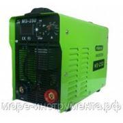 Сварочный инвертор PIRAN MS250, 220 В, 10.0 кВт, 10-250 А, электрод 1.6-5.0 мм. фото