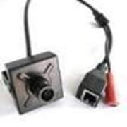 Миниатюрная высокочувствительная Starlight камера IP101FZ-S3 фото