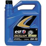 Моторное масло ELF EXCELLIUM FULL-TECH 0W-30 5L фото