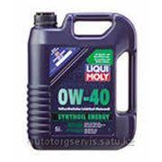 Моторное масло liquimoly 0w-40 Synthoil Energy 5L фото