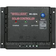 Контроллер солнечного заряда WS-C2415 10A 12/24V фото