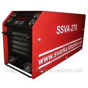 Сварочный аппарат инверторного типа SSVA-270 фото