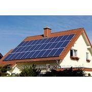 Солнечная энергосистема 1000W фото